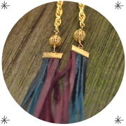 \\\ Follow Suit Necklace - $35 (us) ///